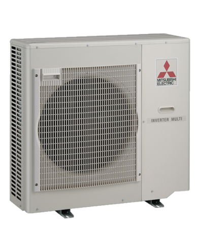 High Efficiency Zoned systems from Mitsubishi Mini Splits.